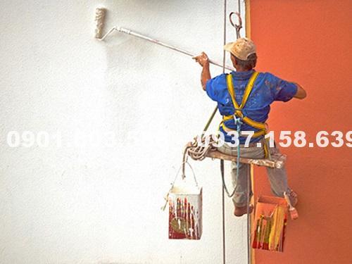 Báo giá thi công sơn nước tại TPHCM 2