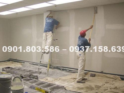 Dịch vụ sơn nhà tại Đà Nẵng giá rẻ uy tín chất lượng 4