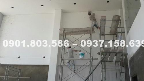 Dịch vụ sơn nhà tại Đà Nẵng giá rẻ uy tín chất lượng 3