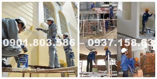 Dịch vụ sơn nhà tại Đà Nẵng giá rẻ uy tín chất lượng 5