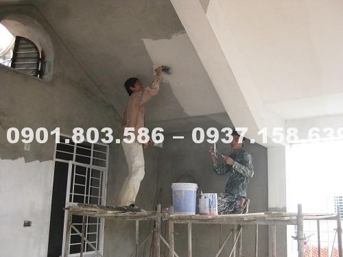 Dịch vụ sơn nhà tại Bình Dương - Uy Tín Chất Lượng 6
