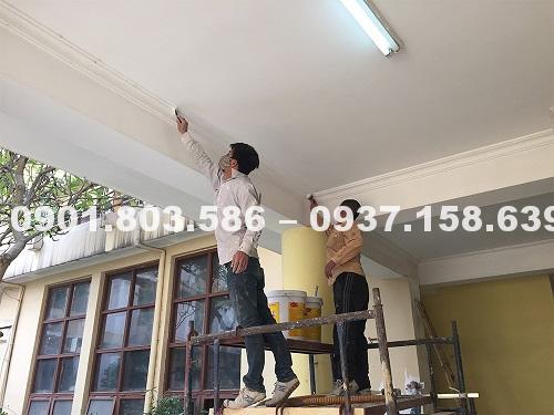 Dịch vụ sơn nhà tại Bình Dương - Uy Tín Chất Lượng 2