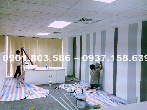 Dịch vụ sơn nhà tại Bình Dương - Uy Tín Chất Lượng 5