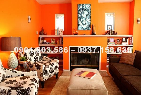 Gợi ý 8 màu sơn nhà được ưa chuộng nhất hiện nay 24