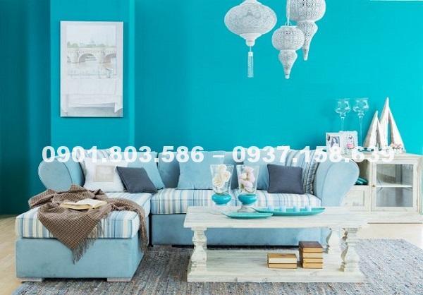 Gợi ý 8 màu sơn nhà được ưa chuộng nhất hiện nay 7