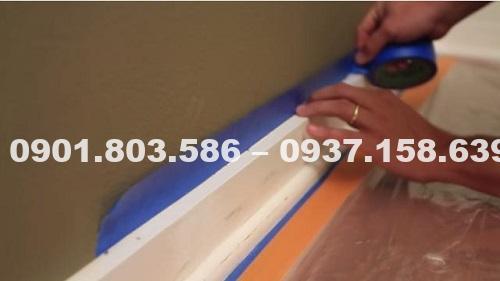 Những dụng cụ thi công sơn nước cơ bản cần phải có 4