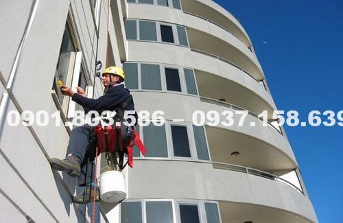 Biện pháp thi công sơn nước nhà cao tầng chuyên nghiệp 2