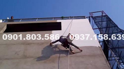Biện pháp thi công sơn nước nhà cao tầng chuyên nghiệp 5