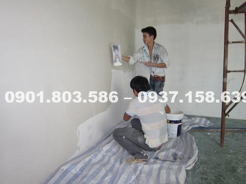 Những dụng cụ thi công sơn nước cơ bản cần phải có 5
