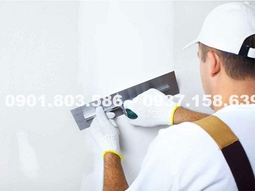 Hướng dẫn kỹ thuật thi công sơn nước mới nhất 2