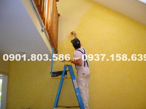 Những dụng cụ thi công sơn nước cơ bản cần phải có 14