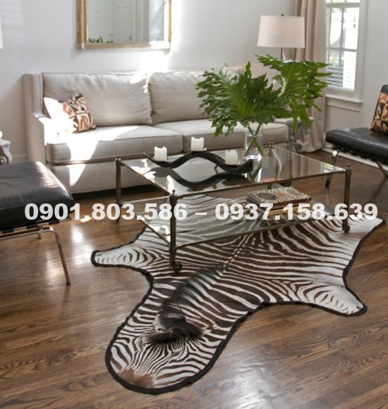 Thảm lót sàn nhà 3D xu hướng trang trí nội thất tương lai 12