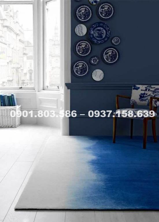 Thảm lót sàn nhà 3D xu hướng trang trí nội thất tương lai 10