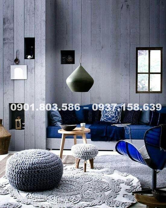 Thảm lót sàn nhà 3D xu hướng trang trí nội thất tương lai 13