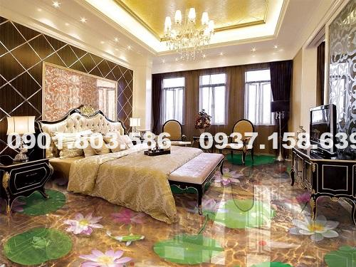 Sơn sàn nhà 3d tại Đà Nẵng chuyên nghiệp và uy tín 2