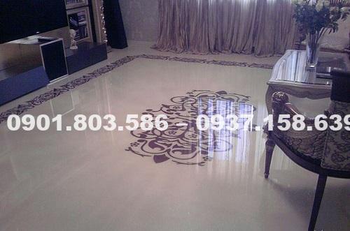 Sơn sàn nhà 3d tại Đà Nẵng chuyên nghiệp và uy tín 4